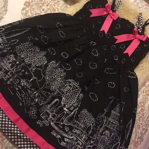 🌺Bonnie jean gorgeous girls dress EUC size 5🌺